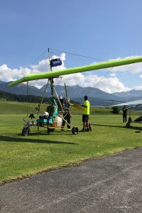 Ultralight in Mauterndorf